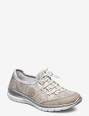 Rieker - L32Y3-80 - low top sneakers - white combination - 0