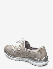 Rieker - L32Y3-80 - low top sneakers - white combination - 2