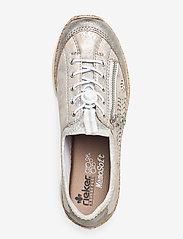 Rieker - N42K6-40 - low top sneakers - grey combination - 3