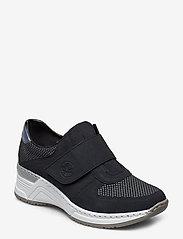Rieker - N4362-14 - low top sneakers - blue - 0