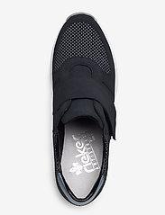 Rieker - N4362-14 - low top sneakers - blue - 3
