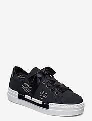Rieker - N4908-14 - low top sneakers - blue - 0