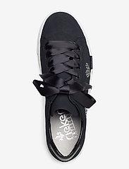 Rieker - N4908-14 - low top sneakers - blue - 3