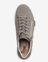 Rieker - N4921-42 - low top sneakers - grey - 3