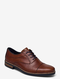 13529-24 - laced shoes - brown