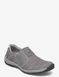 15253-40 - low tops - grey