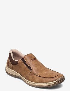 15260-24 - baskets slip-ons - brown