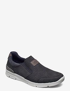16455-14 - slip-on sneakers - blue