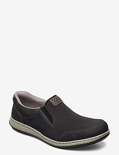 17363-00 - loafers - black