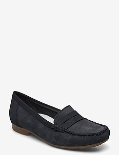 40054-14 - loafers - blue