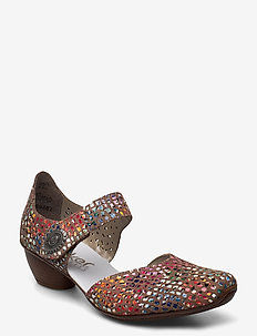 43765-90 - klassiske pumps - multi