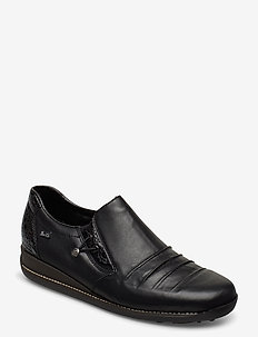 44254-00 - loaferit - black