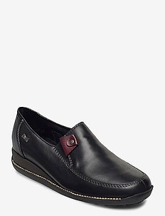 44272-00 - loafers - black