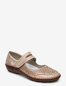 44875-60 - ballerinas & slipper - beige