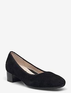 49260-01 - klassiske pumps - black