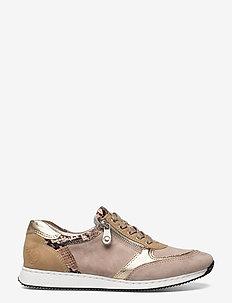56031-60 - låga sneakers - beige