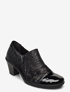 57173-01 - klassiske pumps - black
