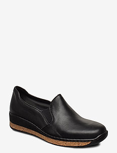 59766-00 - loafers - black