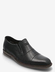 B1765-00 - loafers - black