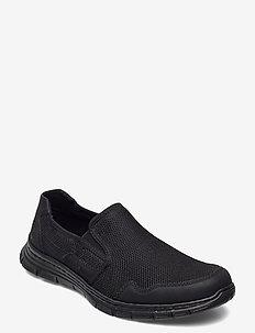 B4862-14 - loafers - black
