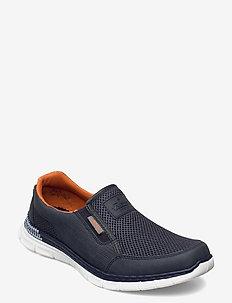 B4870-14 - slip-on sneakers - blue