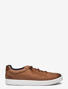 B7020-22 - low tops - brown