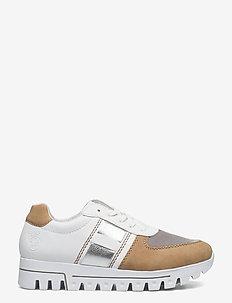 L2802-62 - låga sneakers - white combination