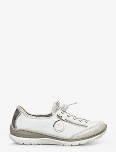 L3263-80 - låga sneakers - white combination