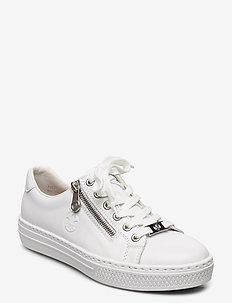 L59L1-80 - low top sneakers - weiss