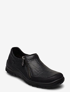 L7152-00 - slip on sneakers - black