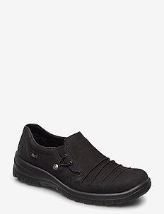 L7154-00 - loafers - black