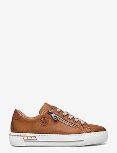 L88C2-24 - låga sneakers - brown