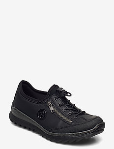 M6269-02 - lave sneakers - black