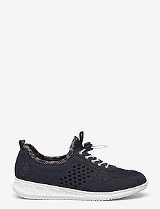 N3178-14 - låga sneakers - blue