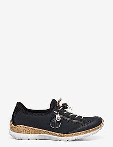 N4263-14 - låga sneakers - blue
