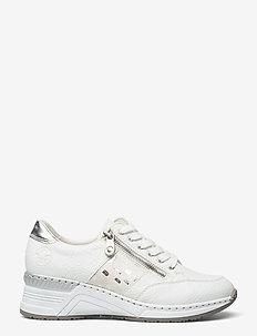 N4322-80 - låga sneakers - white