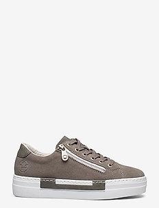 N4921-42 - låga sneakers - grey