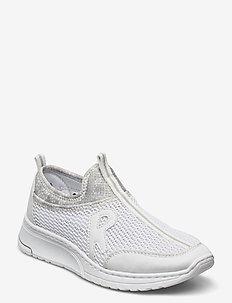 N5054-80 - slip-on sneakers - weiss