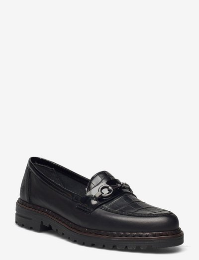 54862-01 - loafers - black