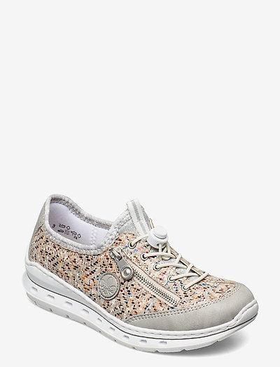 L22Q2-40 - niedrige sneakers - grey combination