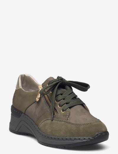 N4322-54 - niedrige sneakers - green