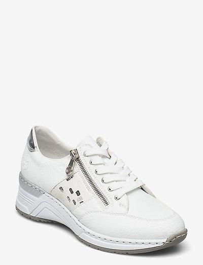 N4322-80 - niedrige sneakers - white