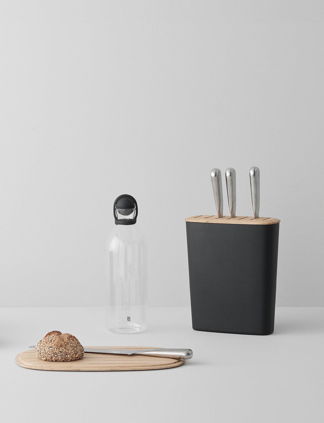 RIG-TIG - COOL-IT water carafe, 1.5 l. - vesikannut ja -karahvit - black - 0