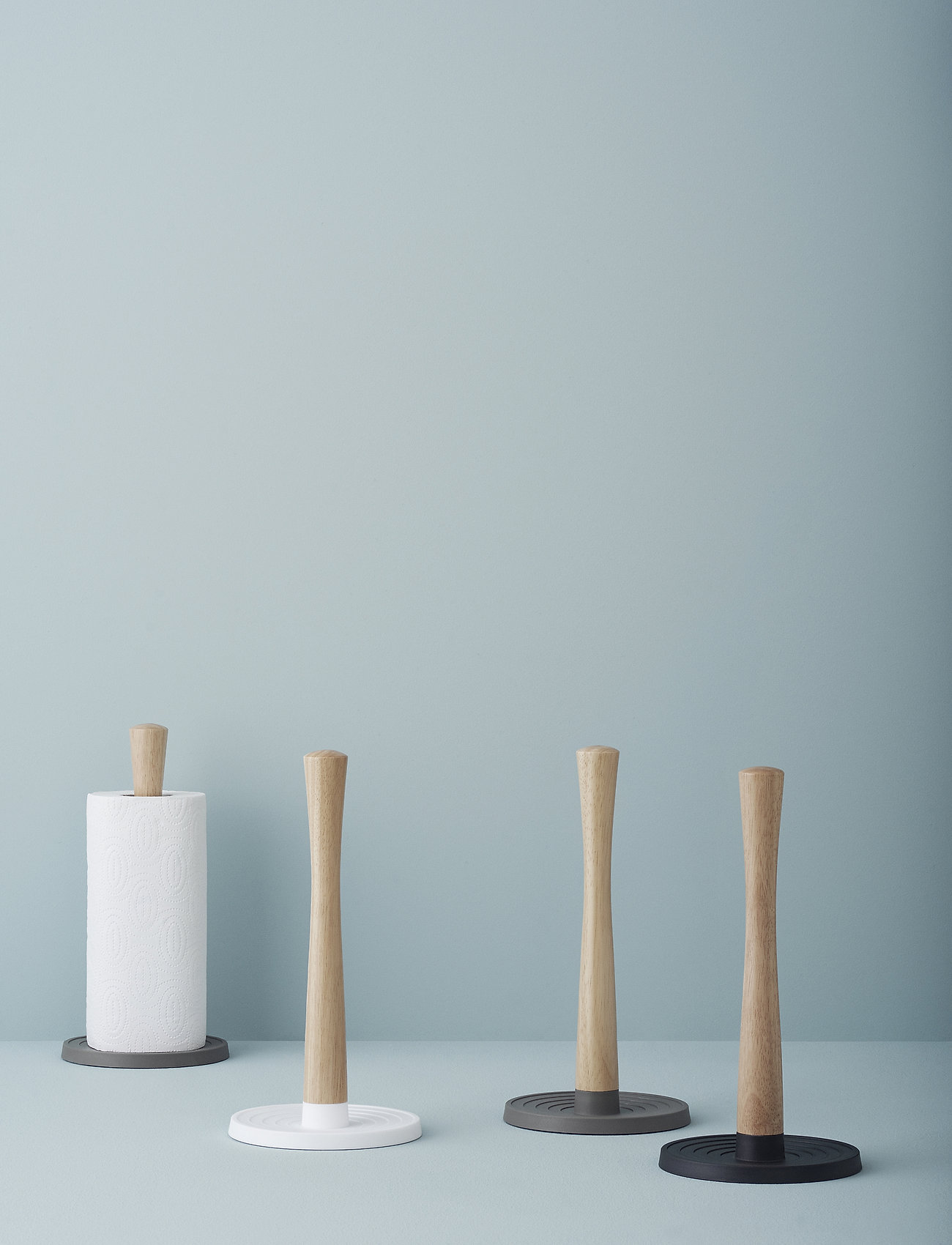 RIG-TIG - ROLL-IT kitchen roll holder - talouspaperitelineet - white - 1