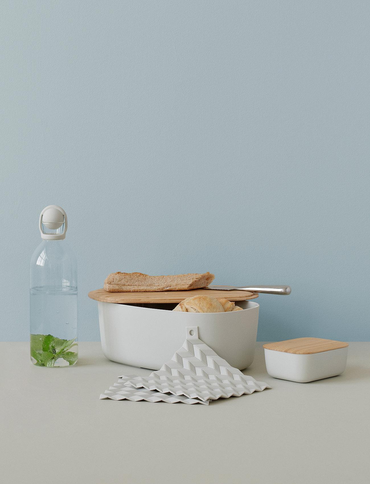 RIG-TIG - BOX-IT butter box - voikupit - light grey - 0