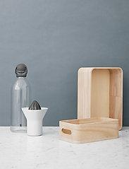 RIG-TIG - COOL-IT water carafe, 1.5 l. - vesikannut ja -karahvit - dark grey - 1