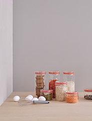 RIG-TIG - STORE-IT storage jar - keittiöpurkit - clear - 1