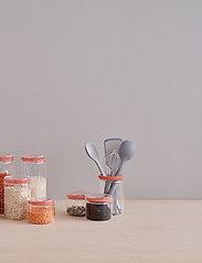 RIG-TIG - STORE-IT storage jar - keittiöpurkit - clear - 2