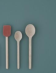 RIG-TIG - EASY porridge spoon - lusikat & kauhat - wood - 4