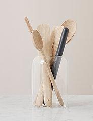 RIG-TIG - EASY porridge spoon - lusikat & kauhat - wood - 5